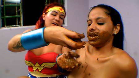 Scat Wonder Woman