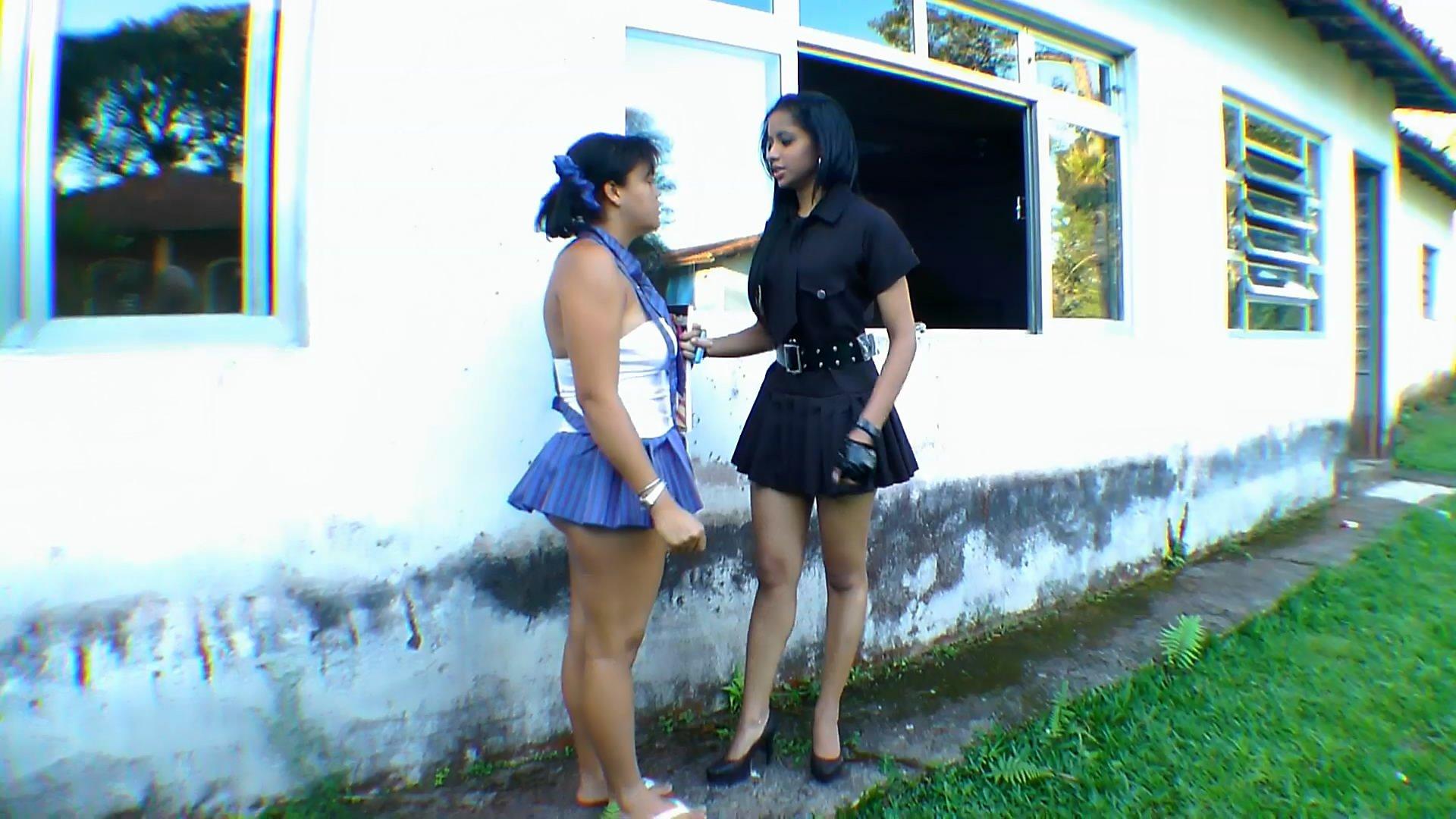 Lesbians, Muffdive ::: PERFECT GIRLS