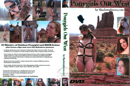 Ponygirls Out West (2011)