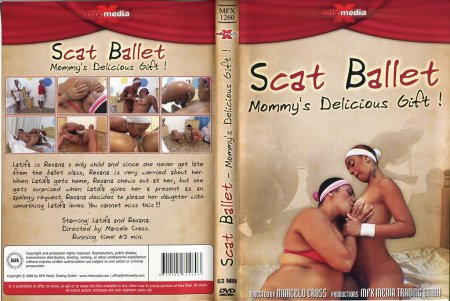 MFX-1260 Scat Ballet – Mommy's Delicious Gift!