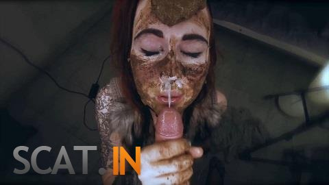Betty - Big Scat And Pee Into Mouth By Top Girl Betty Exclusive SG Video Production (FullHD 1080p)